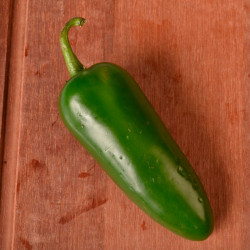 Pimiento Jalapeño semillas