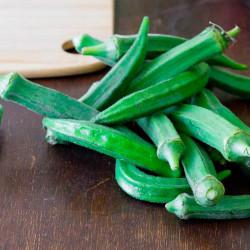 planta de okra