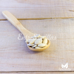 semillas calabazas pequeñas
