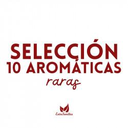 Selección 10 aromáticas...