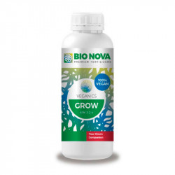 Veganics Grow - Abono...