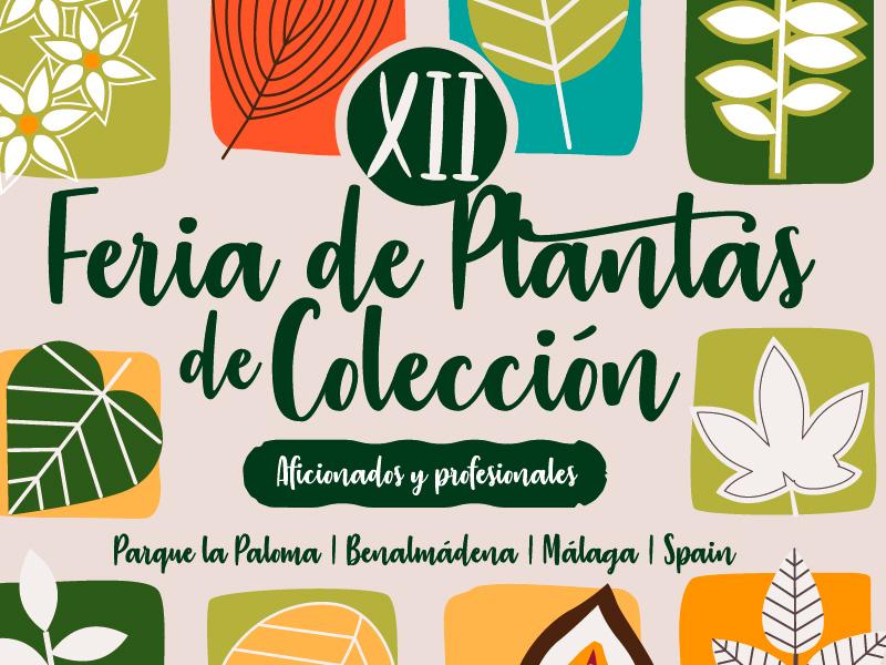Feria de plantas de colección Benalmádena 2018